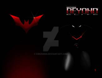 Batman beyond test cover 4 by cirus5555