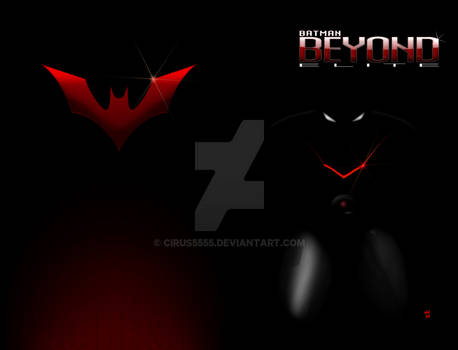 Batman beyond test cover 4
