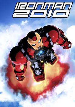 Iron man 2010