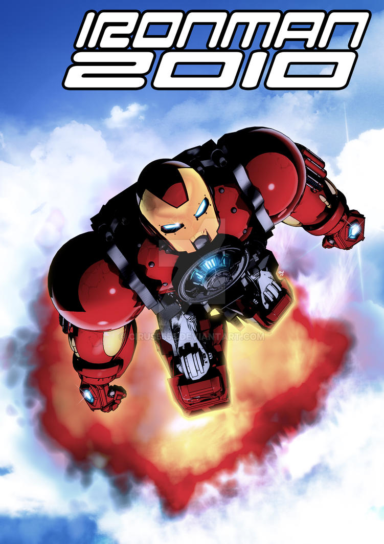 Iron man 2010 by cirus5555