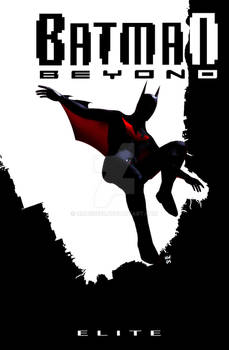 Batman Beyond Fan cover 1