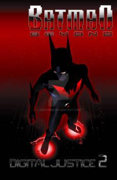Batman Beyond fan cover 2