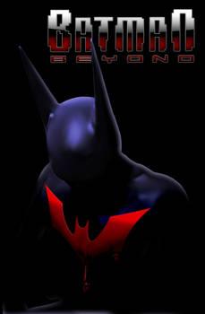 Batman Beyond Fan cover 3