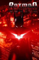 Batman beyond Fan cover 4