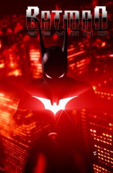 Batman beyond Fan cover 4