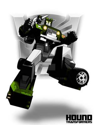 Transformers Hound