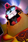 Rodimus Prime all our one.