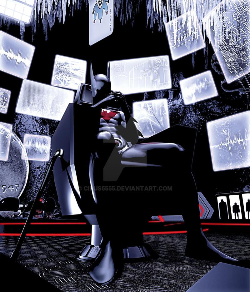 Beyond The Dark Knight by cirus5555
