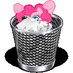 Full Trash Icon by zaynman