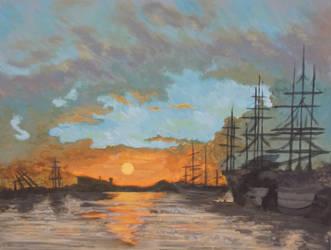 Monet Recreation