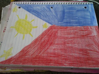 Filipino Flag by Light-Blue-Chan