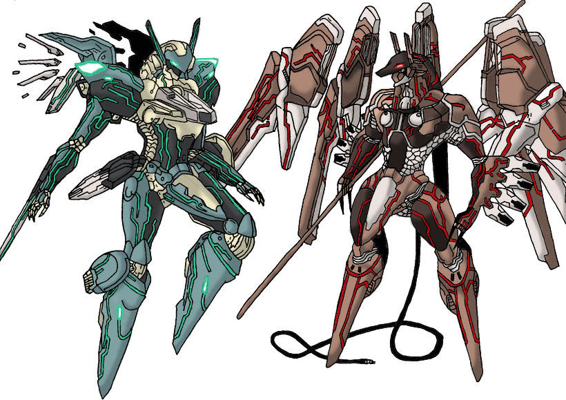 Zone of the Enders: The 2nd Runner | Zone of the Enders Wiki ...
