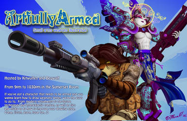 Artfully Armed