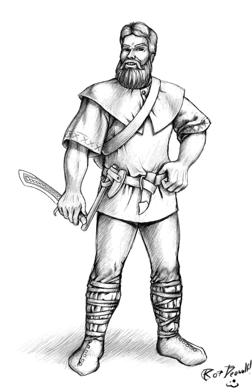 Characters beowulf the geat for Beowulf coloring pages