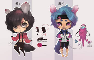 [CLOSED ADOPTABLES] Inventory Fayds