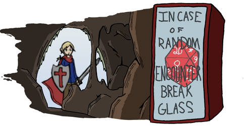 In Case of Random Encounter