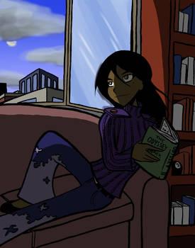 Iris Reading