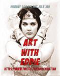 WonderWoman ART WITH EDDIE