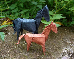 Caballo - Horse by Figuer