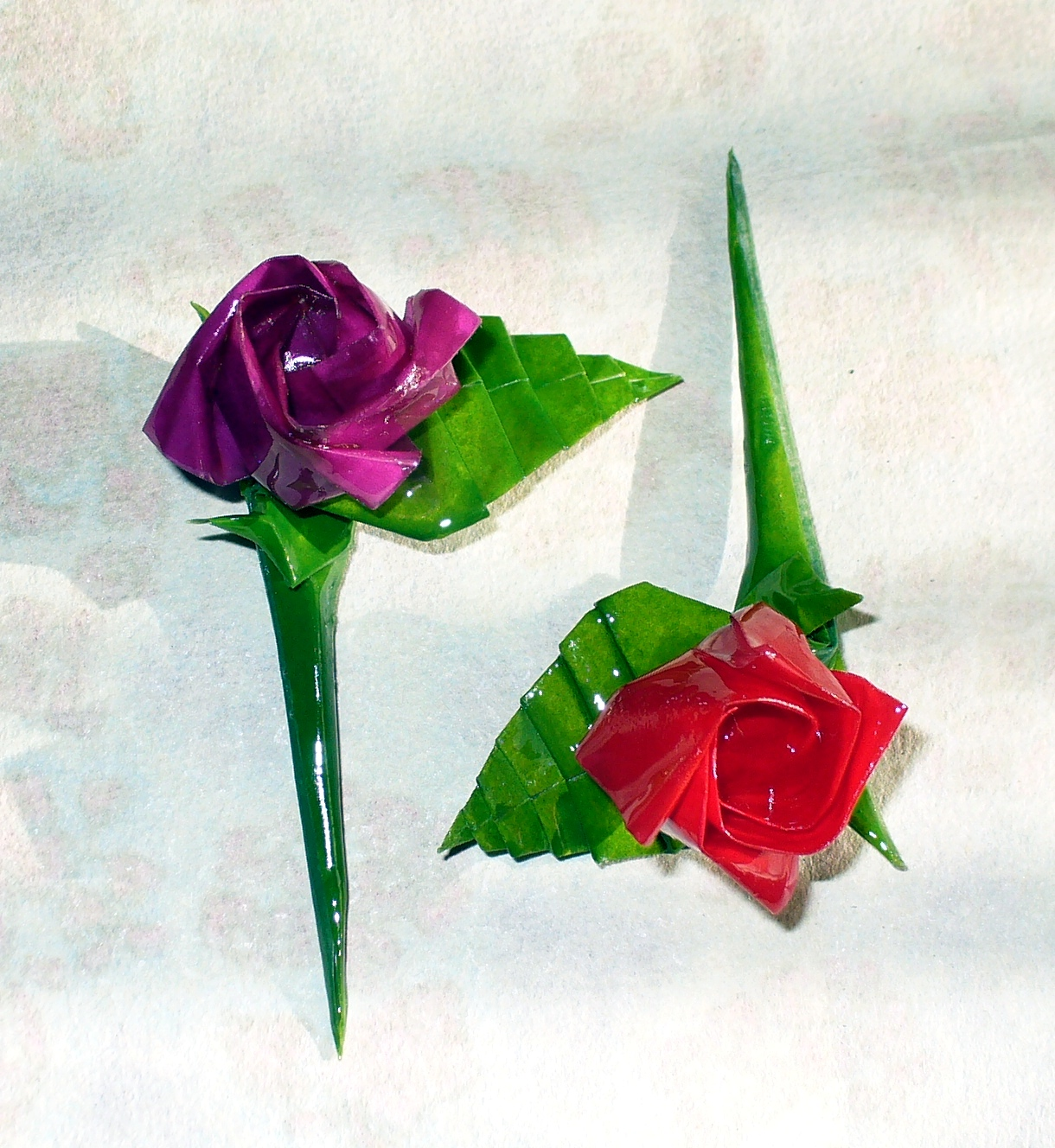 Rosa simple Rose by Figuer