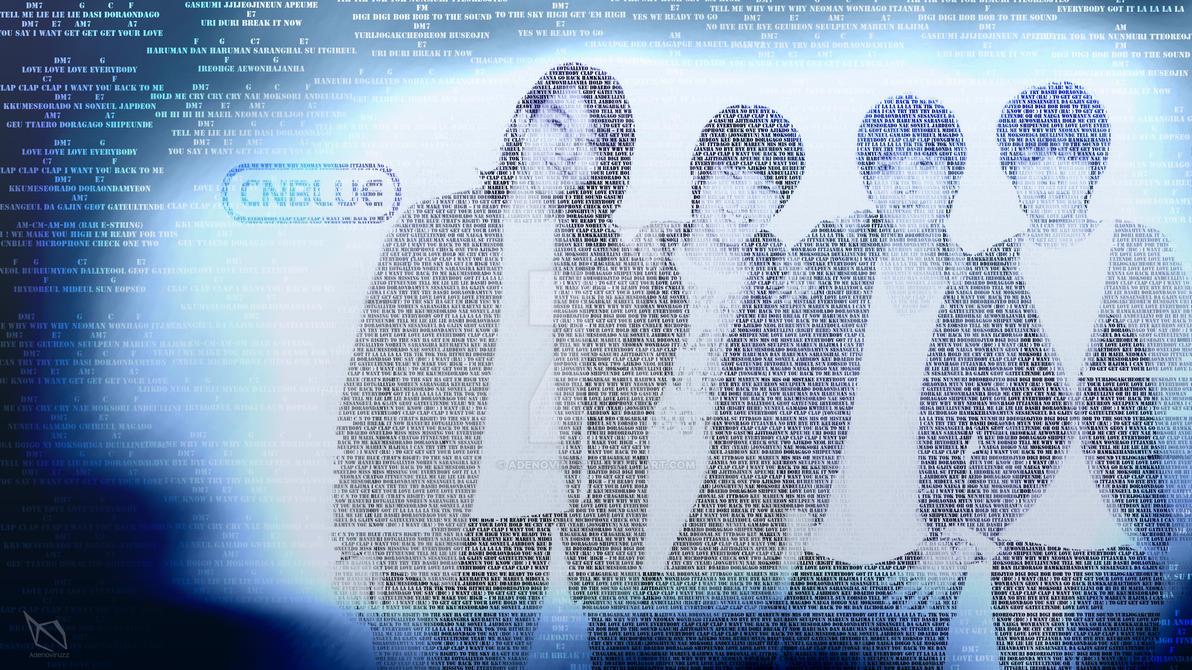CN BLUE - Love _ lyric and chord typography by Adenoviruzz on ...