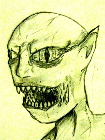 Humanoid Demon by BLSR1