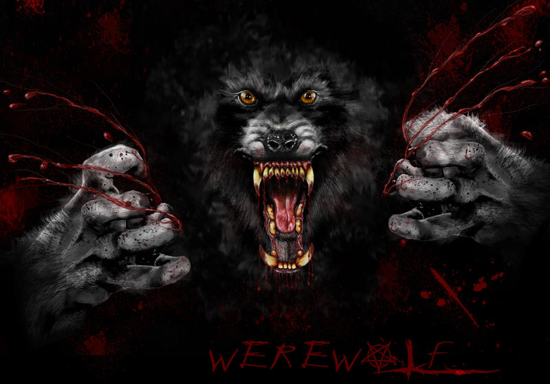 Werewolf by Thors-Hammer77