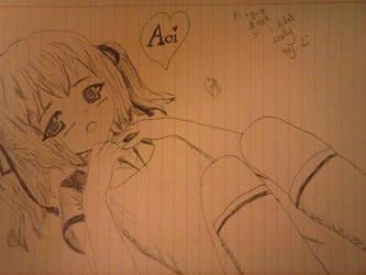 Quick Manga Sketch - 2013