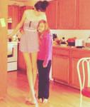 Tall girl problems LIX