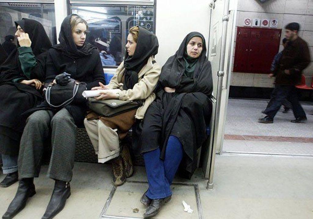 Girl why iranian More women