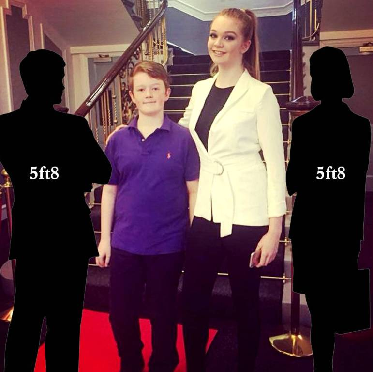 Dating 6 ft girl