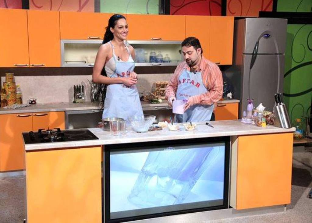 The Kitchen Show eva rivas in the kitchen showzaratustraelsabio on deviantart