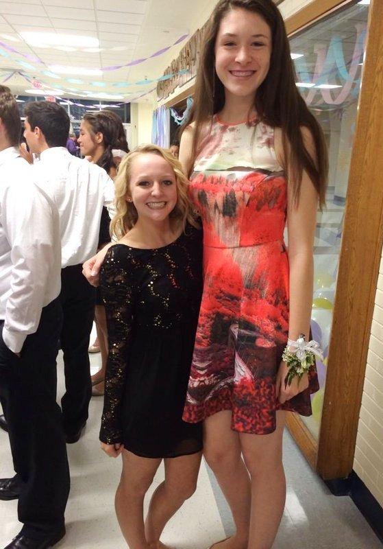Girl young tall Tall Girl