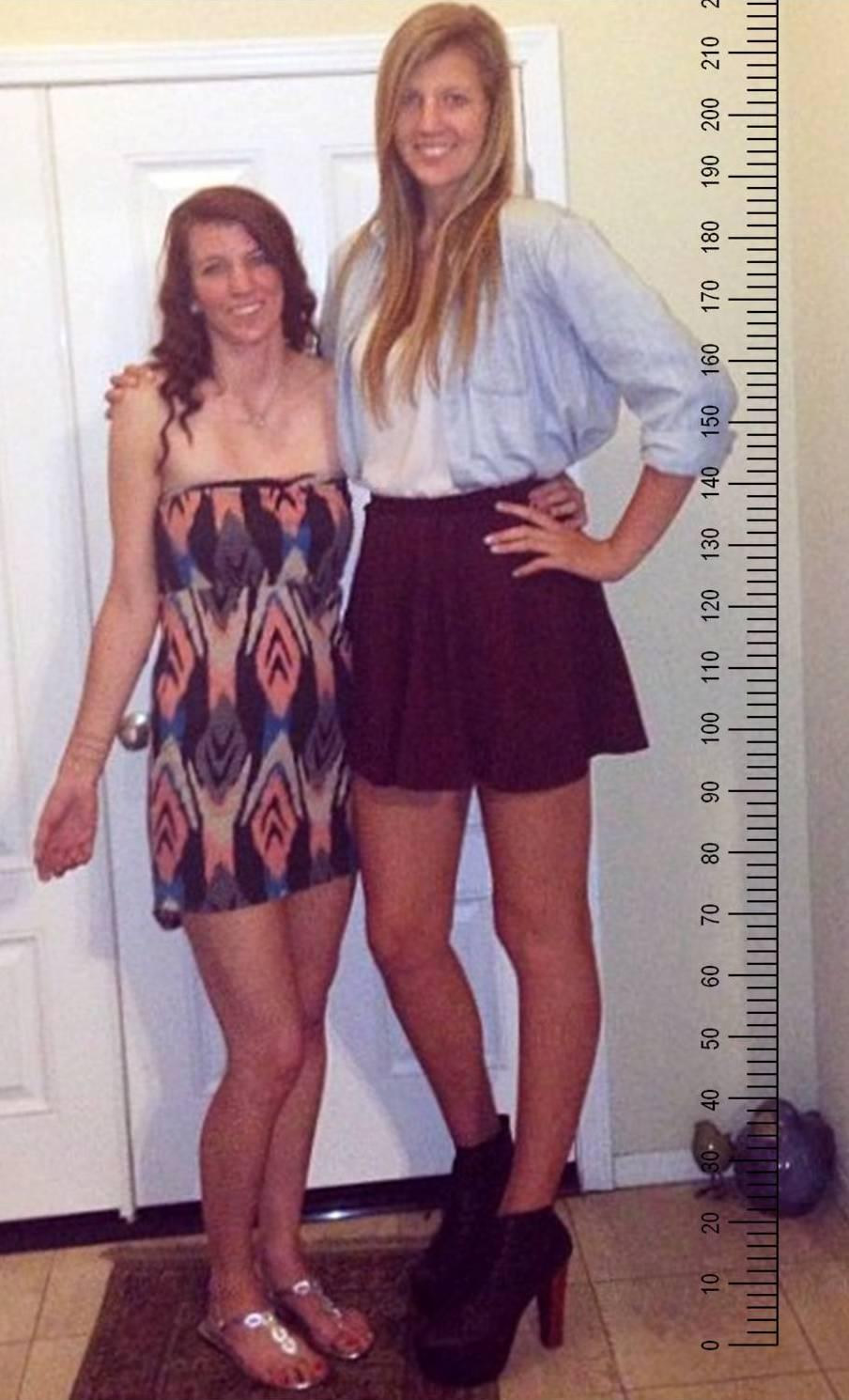 Tallest Female Fashion Model