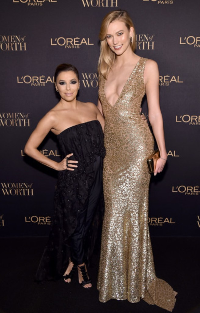 Tall Female Fashion Models