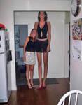 Tall girl problems CXCIX