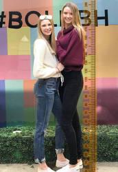 Tall Sisters by zaratustraelsabio