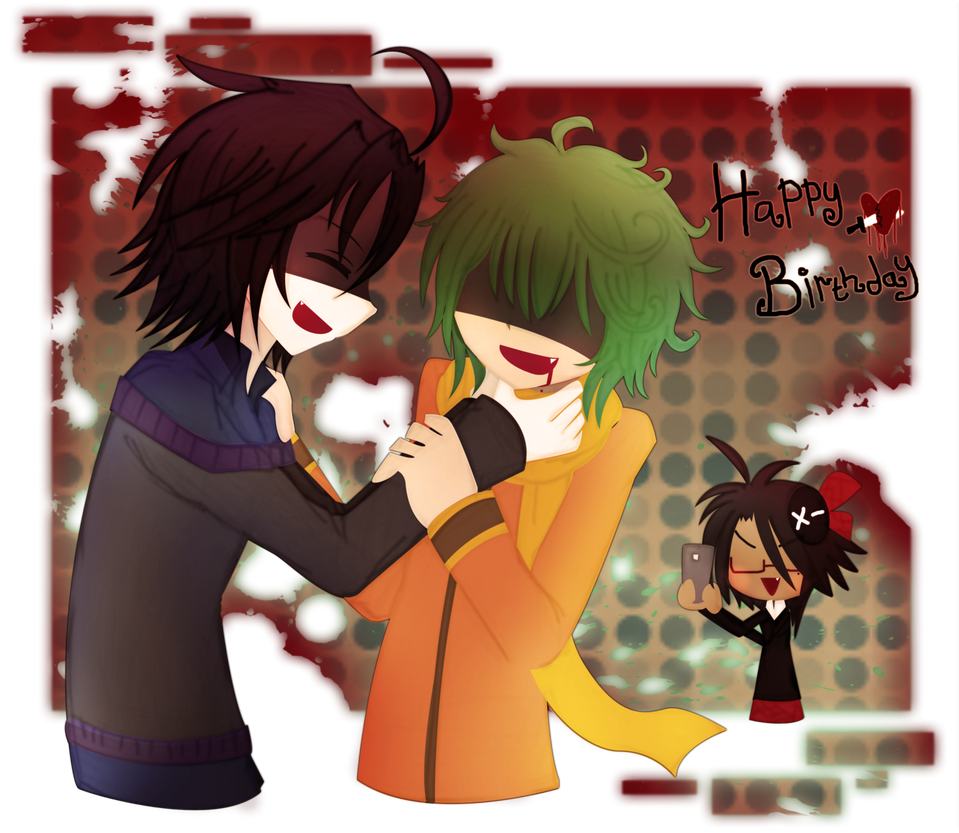 HBD Gift- Friends Stays Together by A3FXIBlackDiamond