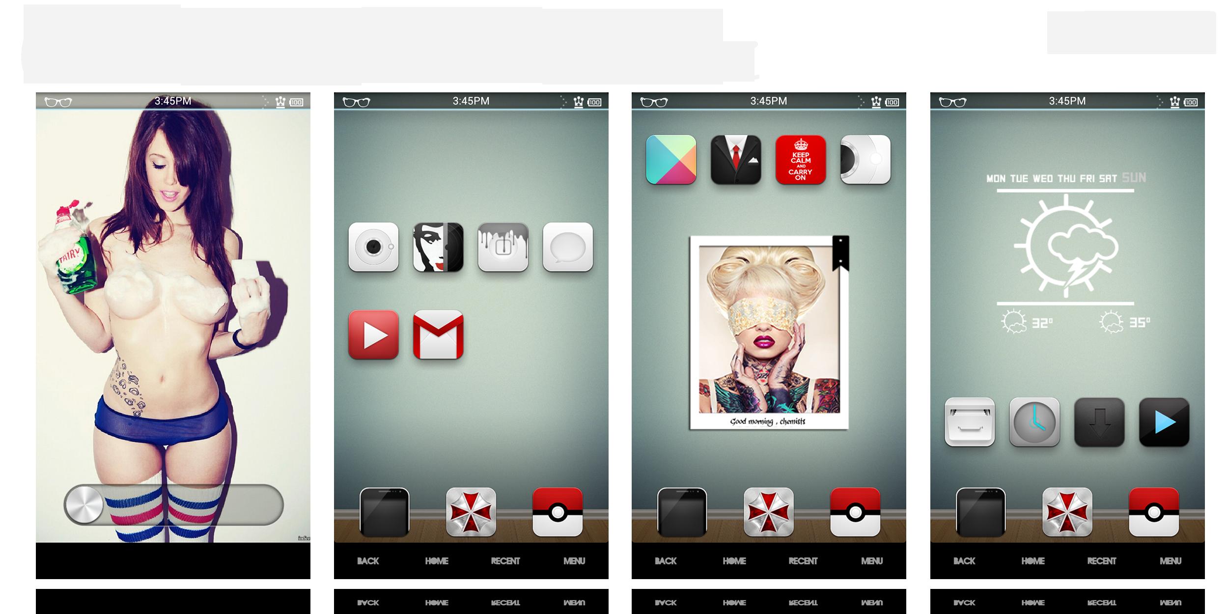 Chemical Lunaticz by Raijynn