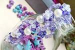Floral Bracelet Stars
