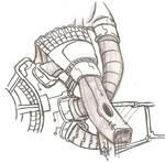 biomechanical artwork pt1