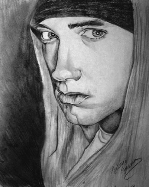Eminem by fabriceg