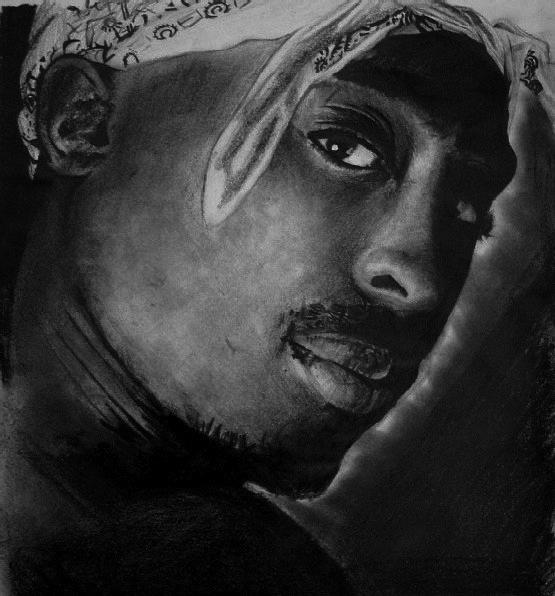 Tupac by fabriceg