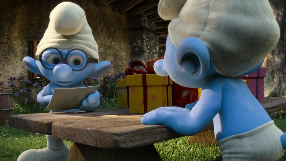 Clip Ooh La La The Smurfs 2 By Lilylolalay On Deviantart