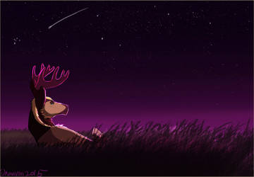 and we go to the stars by Rohavon