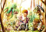 Illustrator Best Buddies