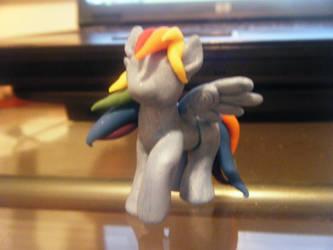 Rainbow Dash WIP by Melyon