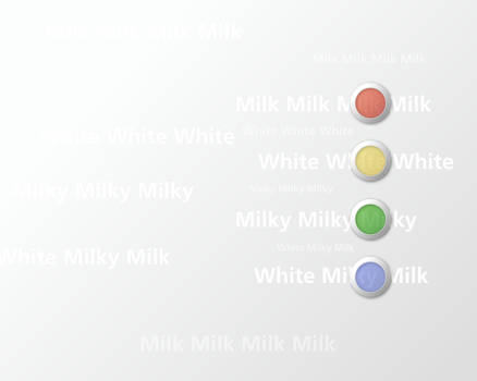 White Milky Milk