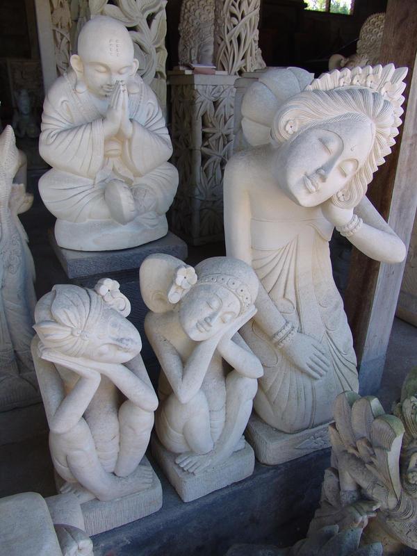 Patung Bali by KuDeTa