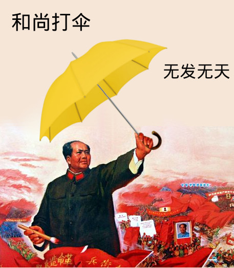 Chairman-Mao-Zedong-poster by theophontes